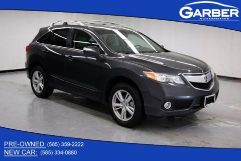 Pre-Owned 2013 Acura RDX Technology Package With Navigation & AWD