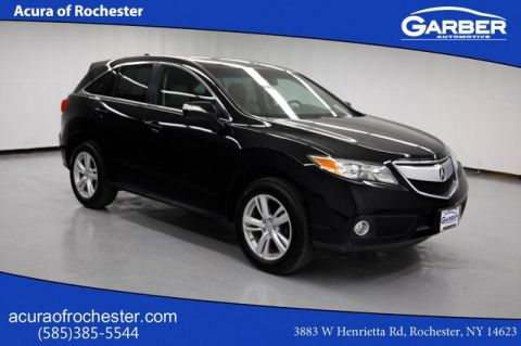Pre-Owned 2015 Acura RDX Tech Pkg AWD