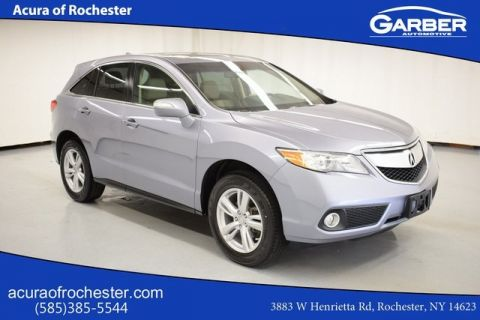 Pre-Owned 2015 Acura RDX Technology Package With Navigation & AWD