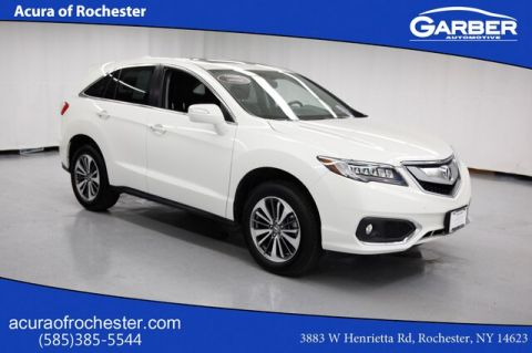 Certified Pre-Owned 2018 Acura RDX w/Advance Pkg