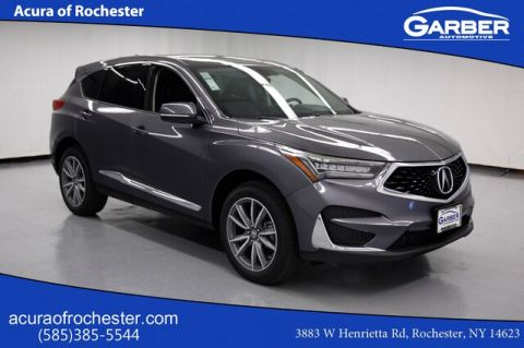 New 2020 Acura RDX w/Technology Pkg With Navigation & AWD
