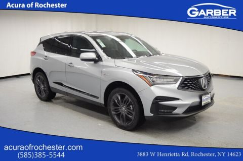 New 2020 Acura RDX A-Spec Package With Navigation & AWD