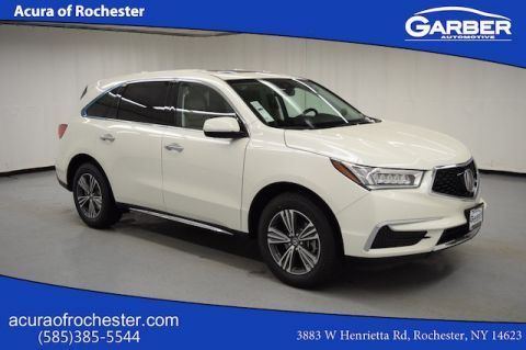 New 2019 Acura MDX BASE AWD