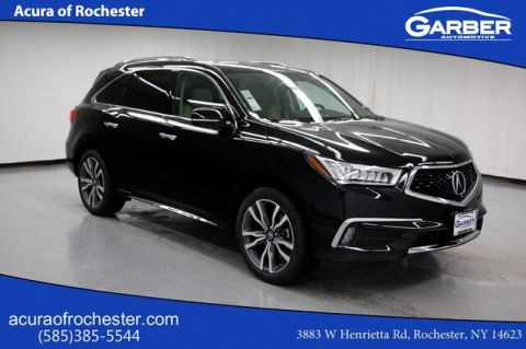 New 2019 Acura MDX 3.5L Advance Pkg With Navigation & AWD