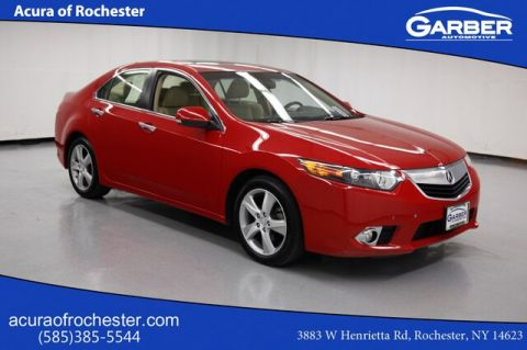 Pre-Owned 2013 Acura TSX 2.4 w/Technology Package With Navigation