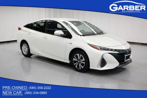 Pre-Owned 2017 Toyota Prius Prime Advanced With Navigation