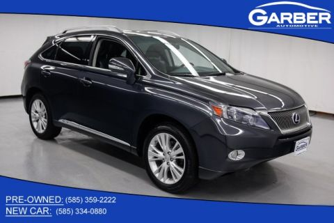 Pre-Owned 2010 Lexus RX 450h AWD
