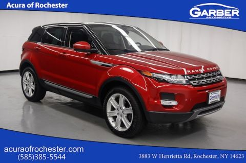Pre-Owned 2015 Land Rover Range Rover Evoque Pure Premium 4WD
