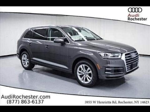 New 2019 Audi Q7 Premium With Navigation & AWD