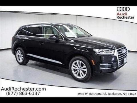 New 2019 Audi Q7 2.0T Premium With Navigation & AWD