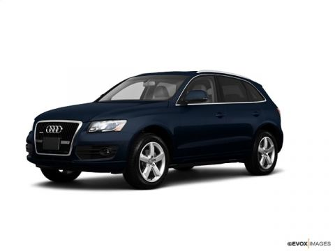 Pre-Owned 2010 Audi Q5 3.2 Quattro Premium All-wheel Drive SUV