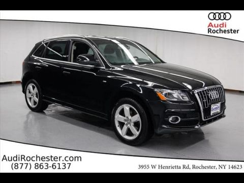 Pre-Owned 2011 Audi Q5 3.2 Premium Plus