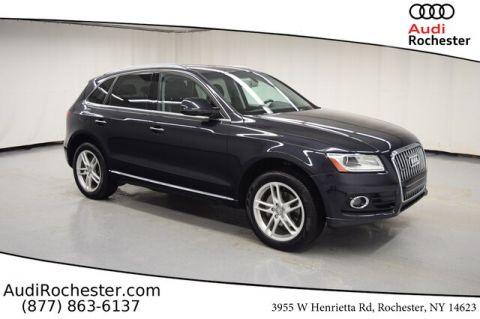 Certified Pre-Owned 2016 Audi Q5 2.0T Premium AWD