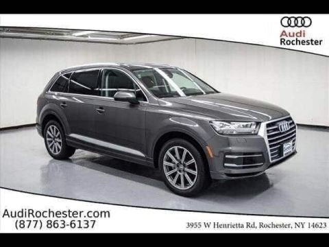 New 2019 Audi Q7 3.0T Premium With Navigation & AWD