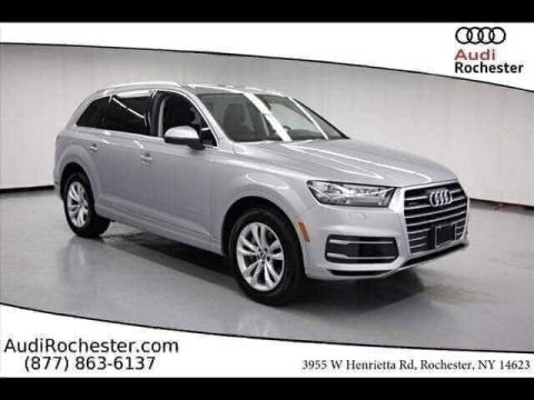 Certified Pre-Owned 2019 Audi Q7 3.0T Quattro Premium Plus SUV With Navigation & AWD
