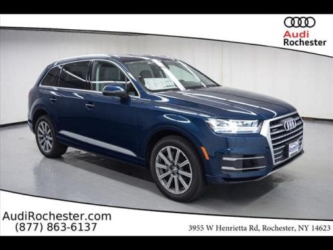 New 2019 Audi Q7 3.0T Premium With Navigation