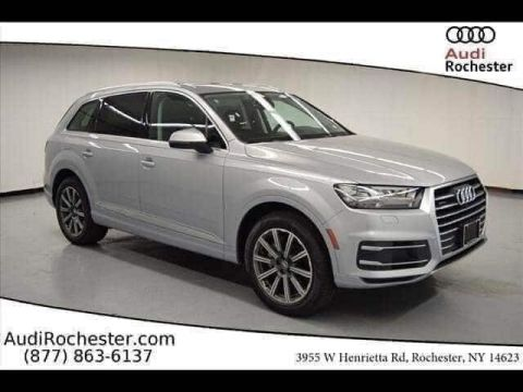 New 2019 Audi Q7 45 Premium With Navigation & AWD