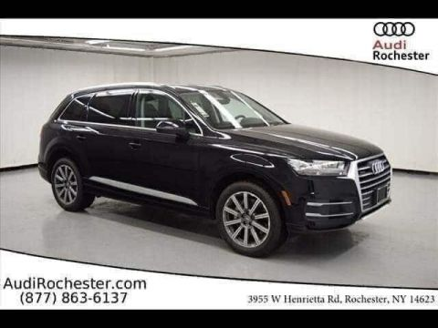 New 2019 Audi Q7 Premium Plus With Navigation & AWD