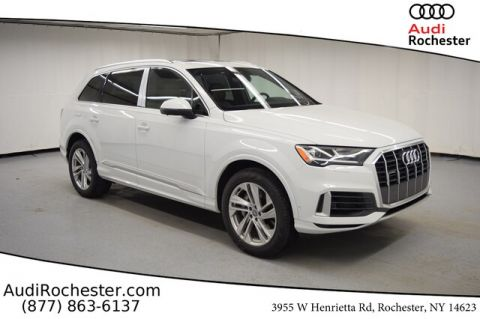 New 2020 Audi Q7 55 Premium With Navigation & AWD