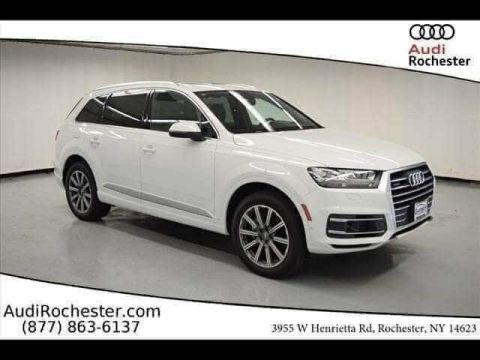 New 2019 Audi Q7 Prestige With Navigation & AWD