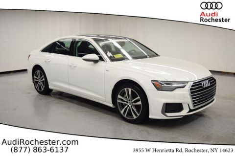 New 2019 Audi A6 55 Premium With Navigation & AWD