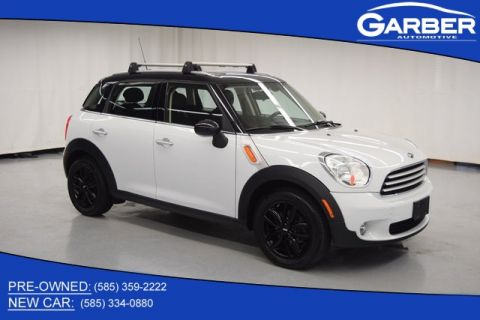 Pre-Owned 2014 MINI Cooper Countryman Base FWD 4D Sport Utility