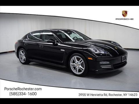 Certified Pre-Owned 2012 Porsche Panamera 4 AWD