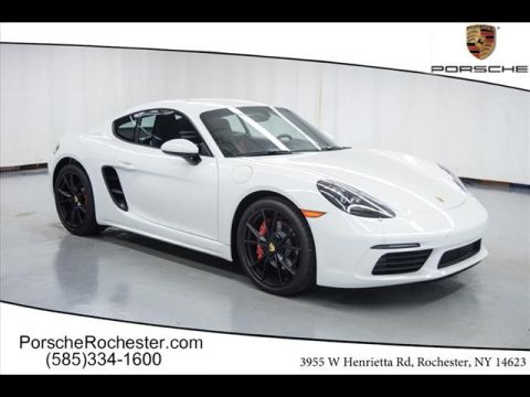 New 2017 Porsche 718 Cayman S RWD S 2dr Coupe