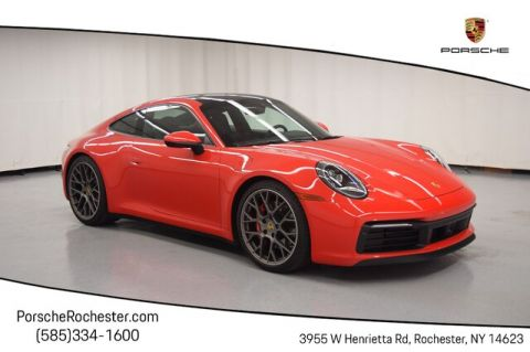 Pre-Owned 2020 Porsche 911 Carrera S With Navigation