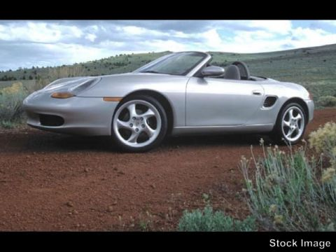 Pre-Owned 2000 Porsche Boxster Base