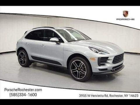 New 2019 Porsche Macan With Navigation & AWD