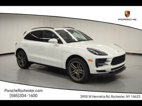 New 2019 Porsche Macan Base With Navigation & AWD