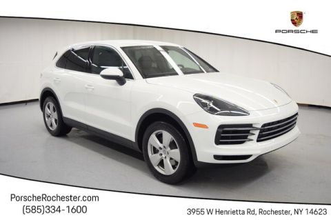 New 2020 Porsche Cayenne With Navigation & AWD