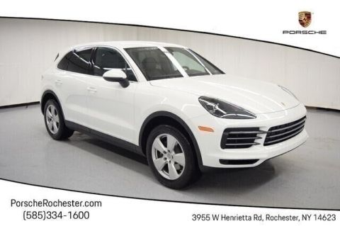 New 2020 Porsche Cayenne Base AWD