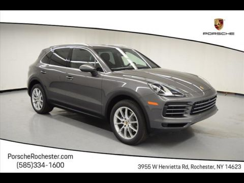 New 2019 Porsche Cayenne Base AWD