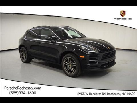 New 2019 Porsche Macan S With Navigation & AWD