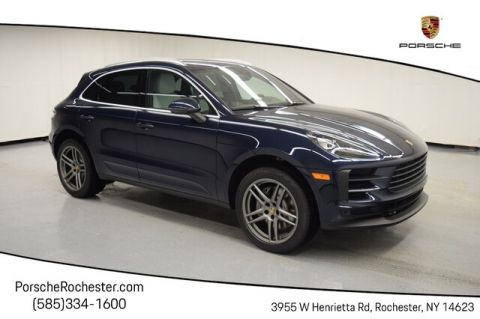 New 2020 Porsche Macan S With Navigation & AWD