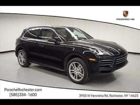 New 2019 Porsche Cayenne S With Navigation & AWD