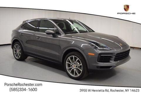 New 2020 Porsche Cayenne Coupe S With Navigation & AWD