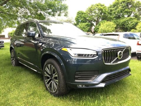 New 2020 Volvo XC90 T6 Momentum 6 Passenger With Navigation & AWD