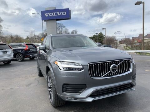 New 2020 Volvo XC90 T6 Momentum 7 Passenger With Navigation & AWD