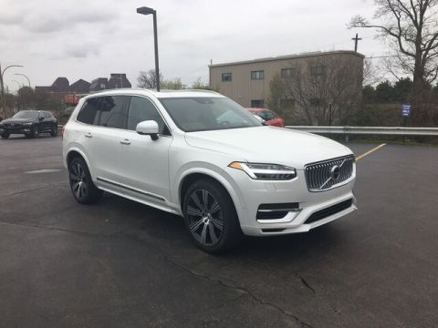 New 2020 Volvo XC90 Hybrid T8 Inscription With Navigation & AWD